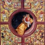 Luca Signorelli, panel med grotesker, 1499—1502, Capella Nuova, katedralen i Orvieto