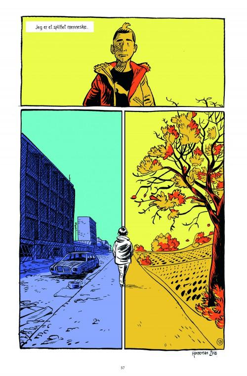 Fra Lars Hornemans bidrag til Uledsaget