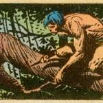from Tarzan #214 (1972)